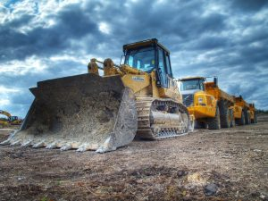 Heavy Equipment and Construction